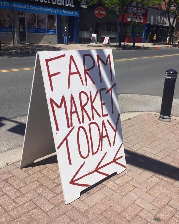 Market season is here!